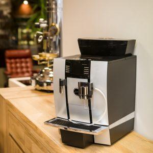 Naudoti kavos aparatai + garantija